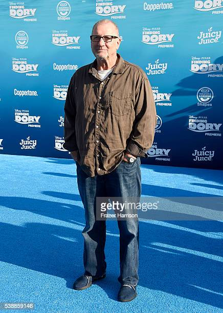 Actor Ed O'Neill attends the world premiere of DisneyPixar's 'Finding Dory' at the El Capitan Theatre on June 8 2016 in Hollywood California