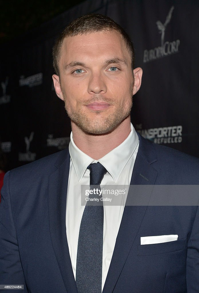 Special Screening And After-Party For EuropaCorp's 'The Transporter Refueled' Held At The Playboy Mansion : ニュース写真