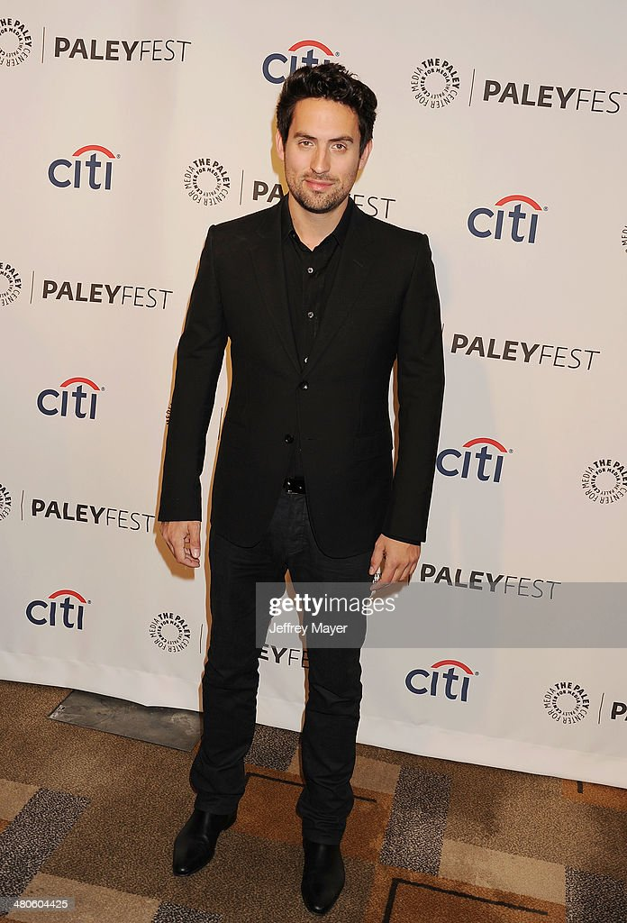 Actor Ed Weeks attends the 2014 PaleyFest - 'The Mindy Project' held at Dolby Theatre on March 21, 2014 in Hollywood, California.