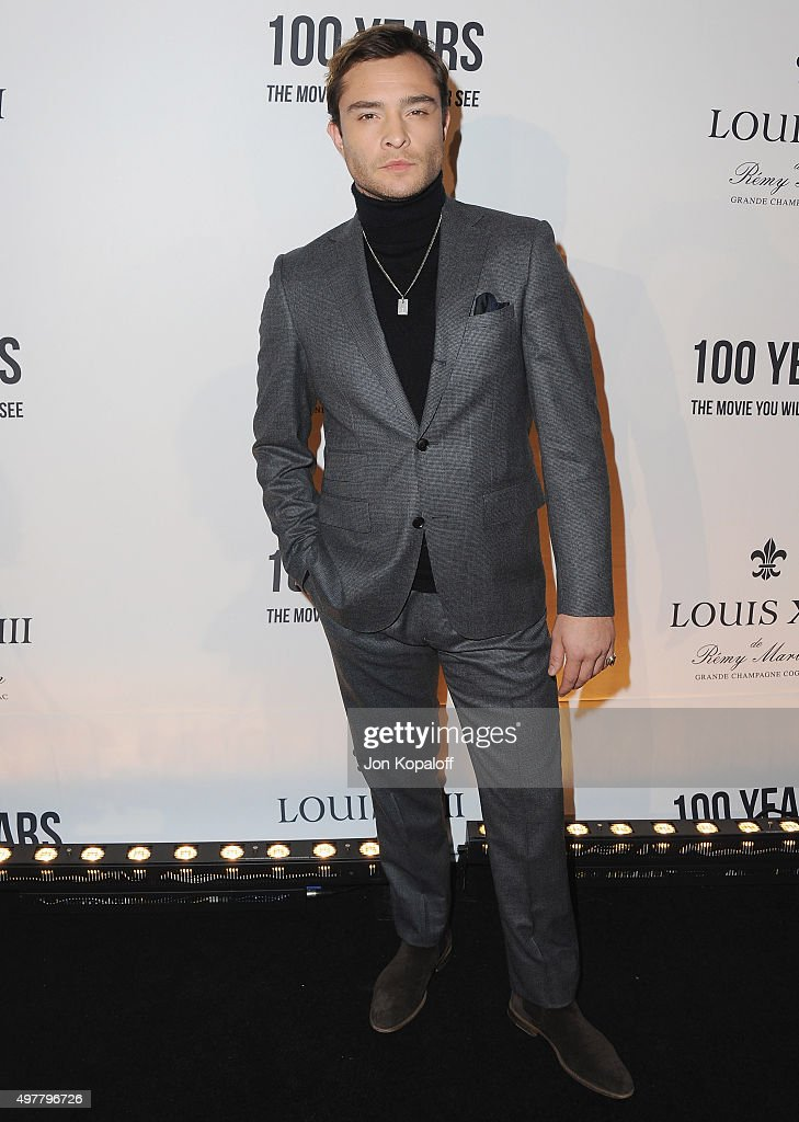 "LOUIS XIII Toasts To ""100 Years: The Movie You Will Never See"" - Arrivals"