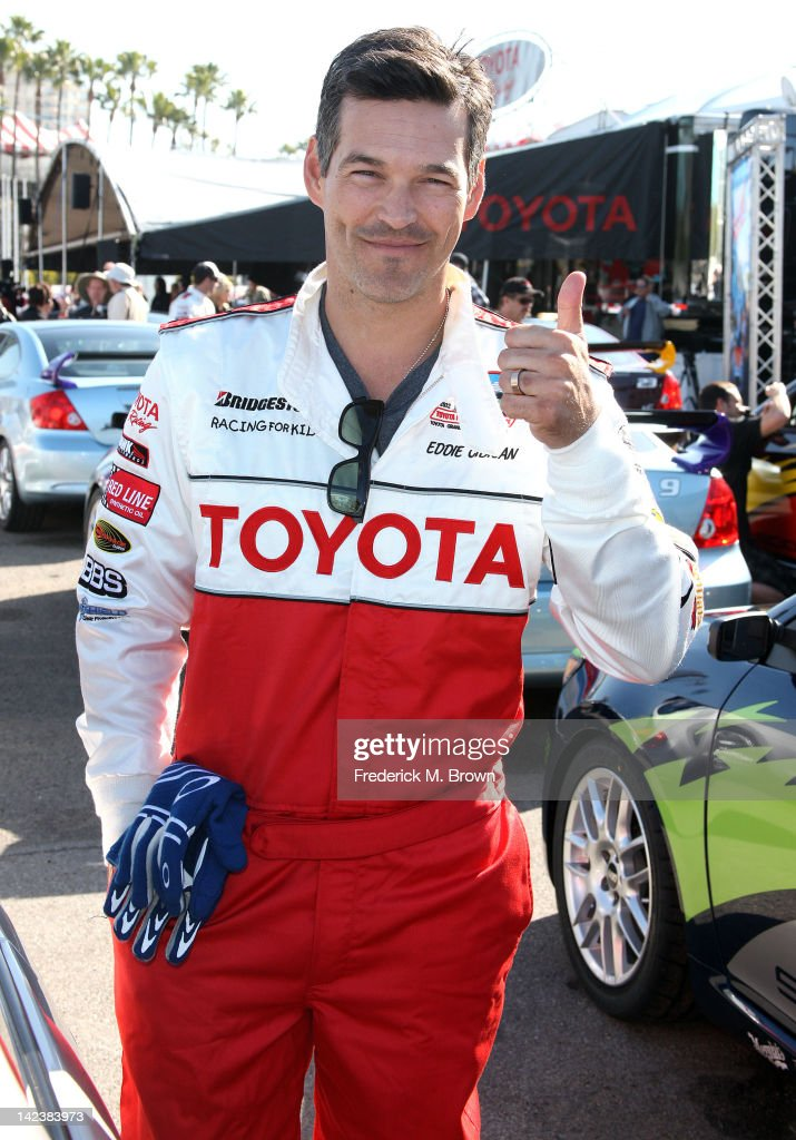 36th Annual Toyota Pro/Celebrity Race - Press Practice Day