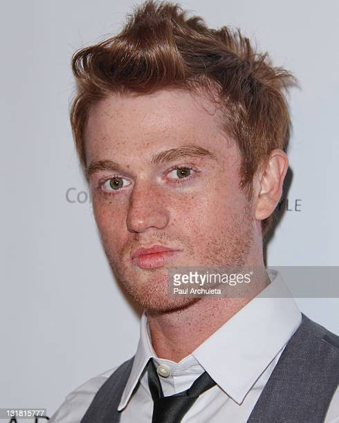 """Actor Eddie Hassell arrives at """"The Bash"""" charity event benefiting Children's Hospitals at Elxr Lounge on May 14, 2011 in Hollywood, California."""