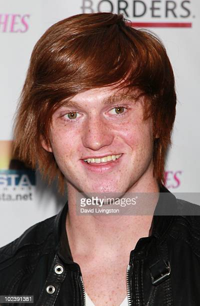 """Actor Eddie Hassell attends the premiere of Disney Channel's """"16 Wishes"""" at Harmony Gold Theater on June 22, 2010 in Los Angeles, California."""