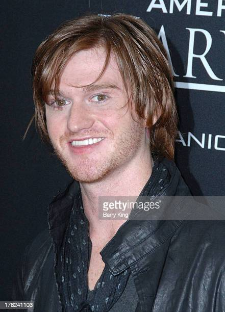 Actor Eddie Hassell attends the premiere of 'Jobs' on August 13, 2013 at Regal Cinemas L.A. Live in Los Angeles, California.