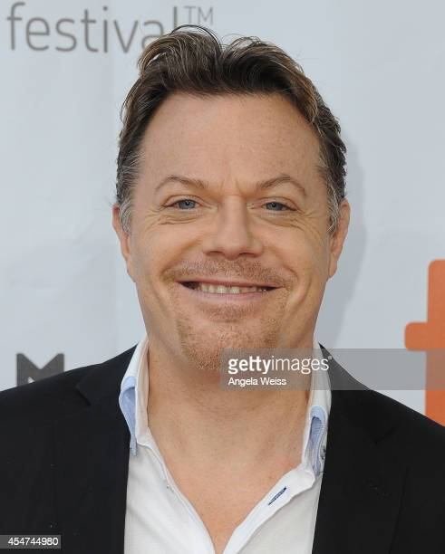 Actor Eddie Izzard attends the 'Boychoir' premiere during the 2014 Toronto International Film Festival at Roy Thomson Hall on September 5 2014 in...