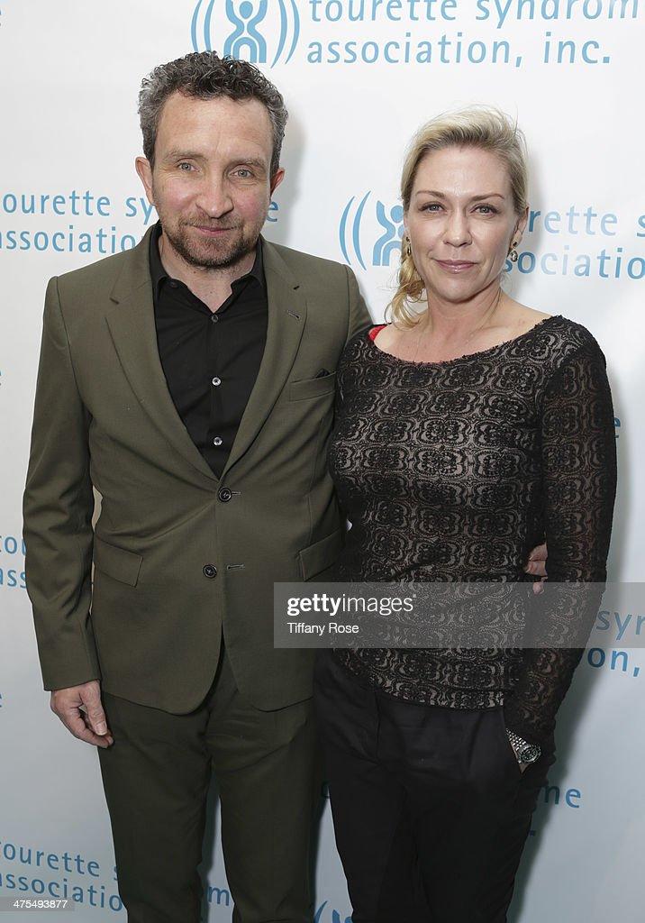 Hollywood Heals: Spotlight On Tourette Syndrome : News Photo