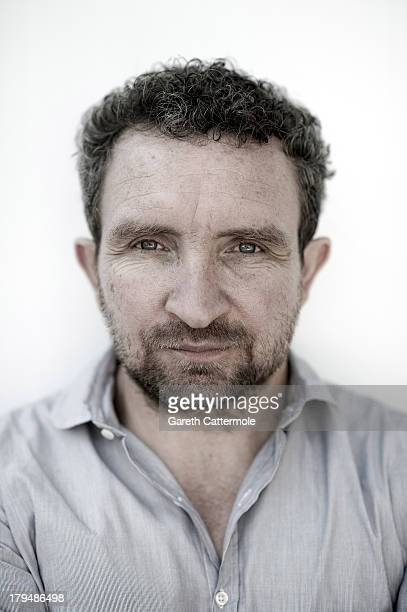 Actor Eddie Marsan during a portrait session at the 70th Venice International Film Festival on September 4 2013 in Venice Italy