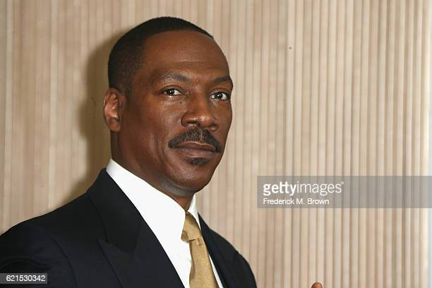Actor Eddie Murphy attends the 20th Annual Hollywood Film Awards on November 6 2016 in Beverly Hills California