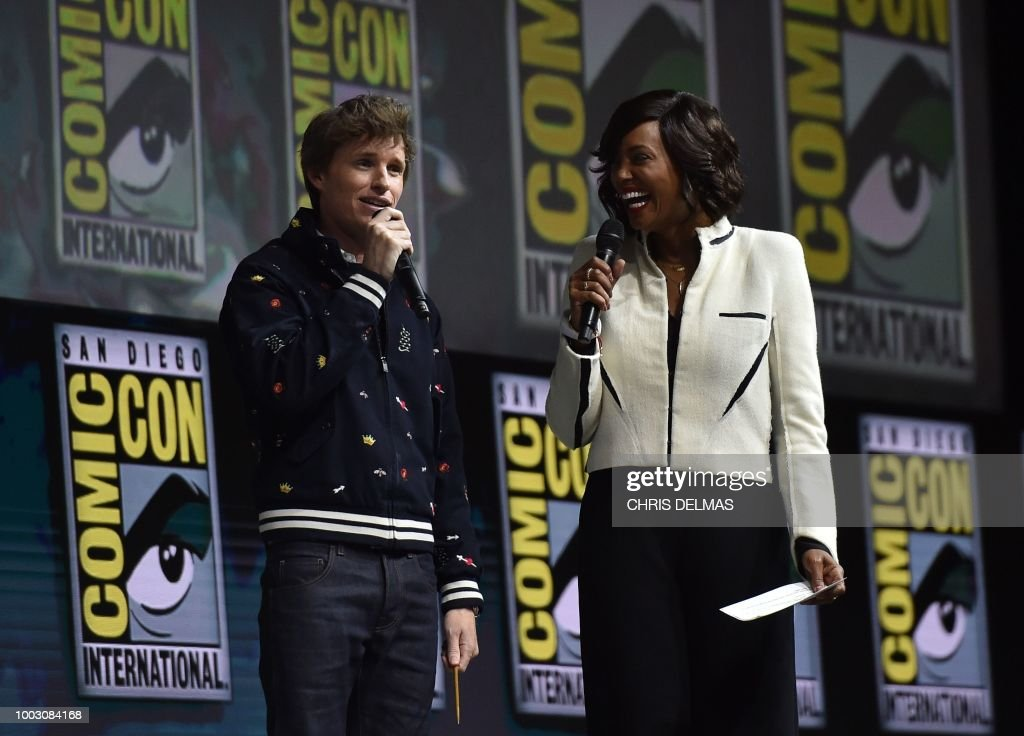 Comic-Con International 2018 - Warner Bros. Theatrical Panel