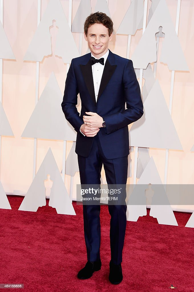 #Oscars2015: Men In Suits