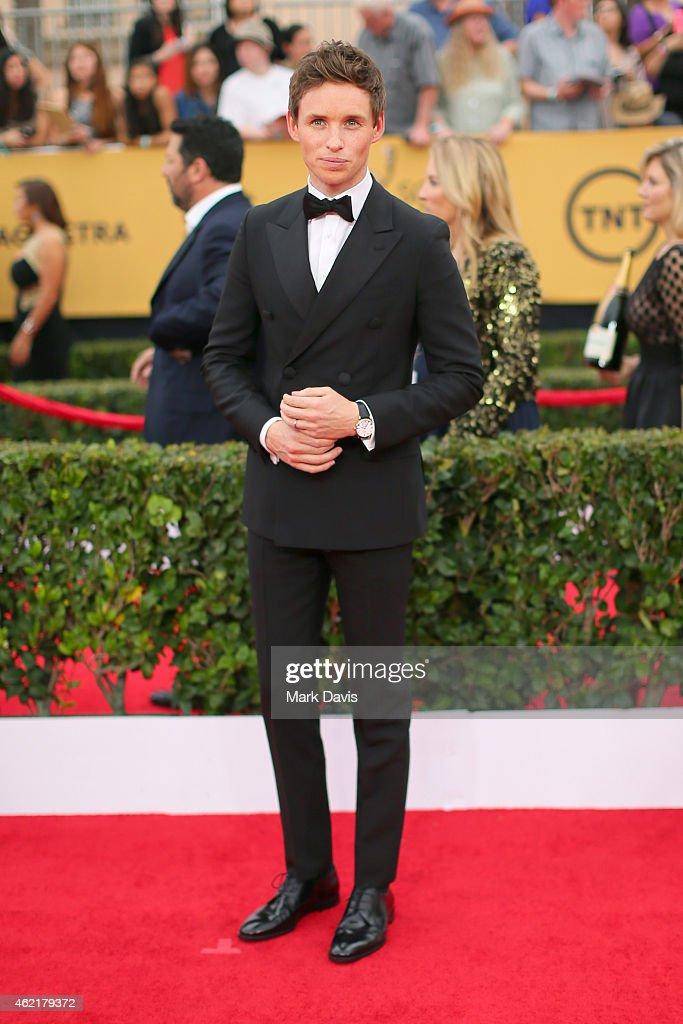 TNT's 21st Annual Screen Actors Guild Awards - Arrivals : News Photo