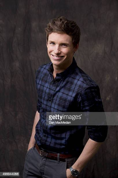 Actor Eddie Redmayne is photographed for USA Today on November 21 in Beverly Hills California PUBLISHED IMAGE
