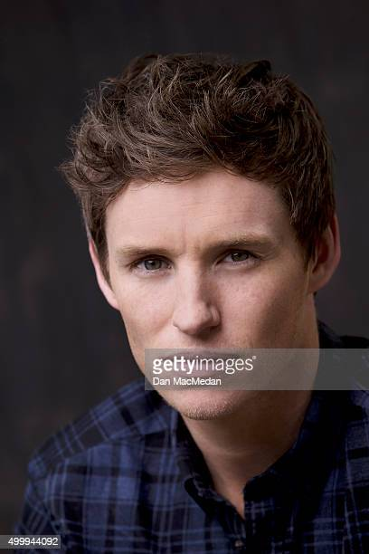 Actor Eddie Redmayne is photographed for USA Today on November 21 in Beverly Hills California