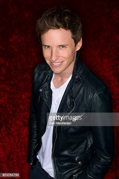 Actor Eddie Redmayne is photographed for USA Today on October 30 2016 in West Hollywood California