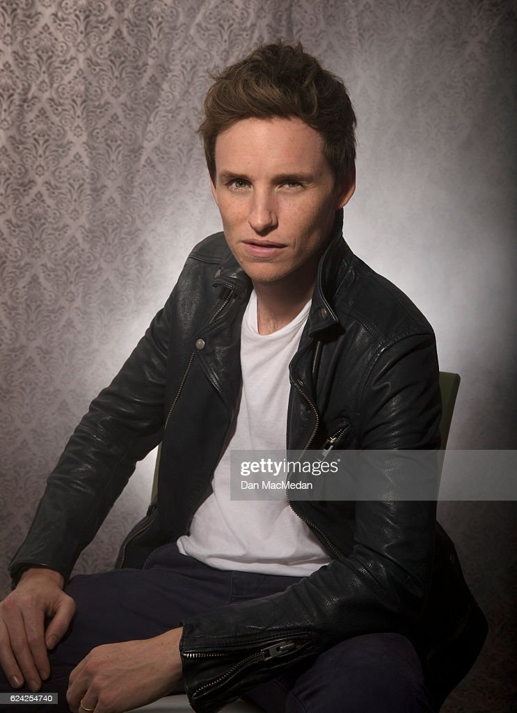 Eddie Redmayne, USA Today, November 14, 2016