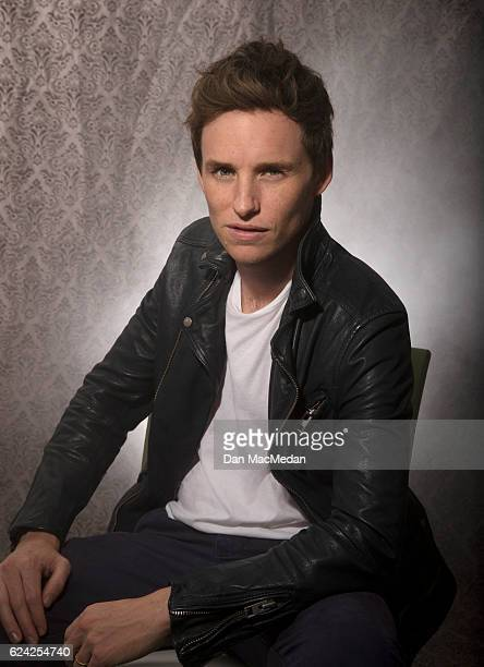Actor Eddie Redmayne is photographed for USA Today on October 30 2016 in West Hollywood California PUBLISHED IMAGE