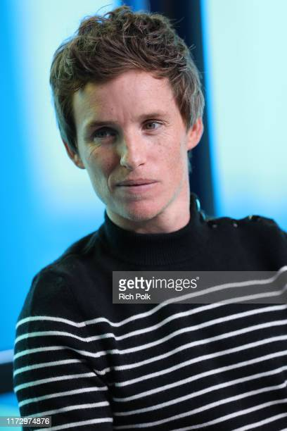 Actor Eddie Redmayne of 'The Aeronauts' attends The IMDb Studio Presented By Intuit QuickBooks at Toronto 2019 at Bisha Hotel Residences on September...