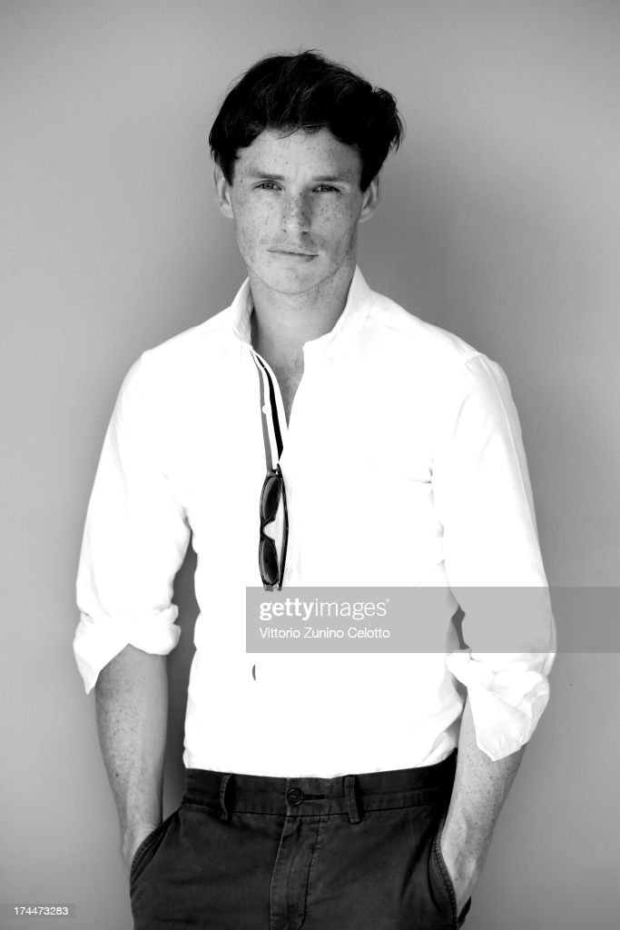 Eddie Redmayne Portraits - 2013 Giffoni Film Festival : News Photo