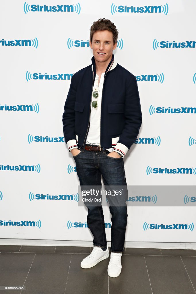 """SiriusXM's Town Hall With The Cast Of """"Fantastic Beasts:The Crimes Of Grindelwald"""" : News Photo"""