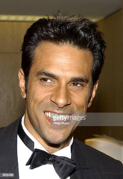Actor Eddie Velez attends the 17th Annual Imagen Awards June 6 2002 in Beverly Hills California