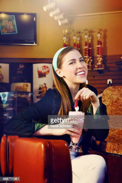 Actor Eden Sher is photographed for Emmy magazine on March 24 2013 in Los Angeles California