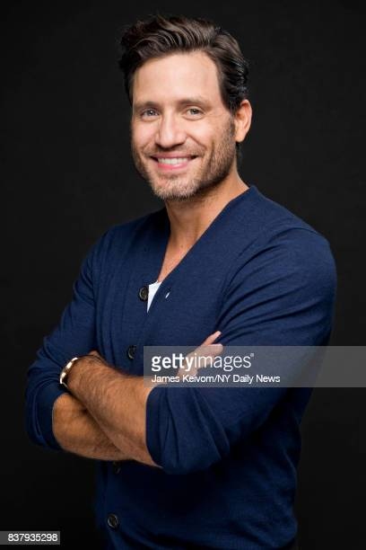 Actor Edgar Ramerez photographed for NY Daily News on August 4 in New York City.