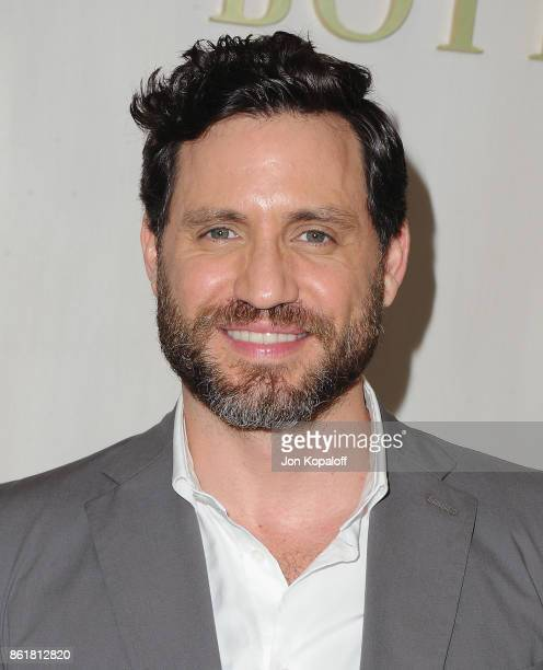 Actor Edgar Ramirez arrives at the Hammer Museum Gala In The Garden at Hammer Museum on October 14 2017 in Westwood California
