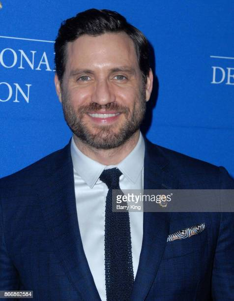 Actor Edgar Ramirez attends DEA Educational Foundation Event at The Beverly Hilton Hotel on October 26 2017 in Beverly Hills California
