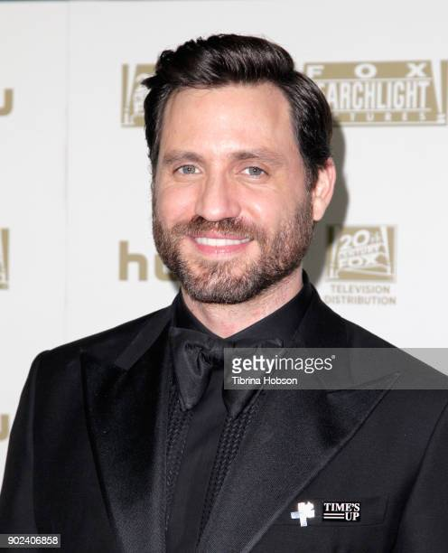 Actor Edgar Ramirez attends FOX FX and Hulu 2018 Golden Globe Awards After Party at The Beverly Hilton Hotel on January 7 2018 in Beverly Hills...