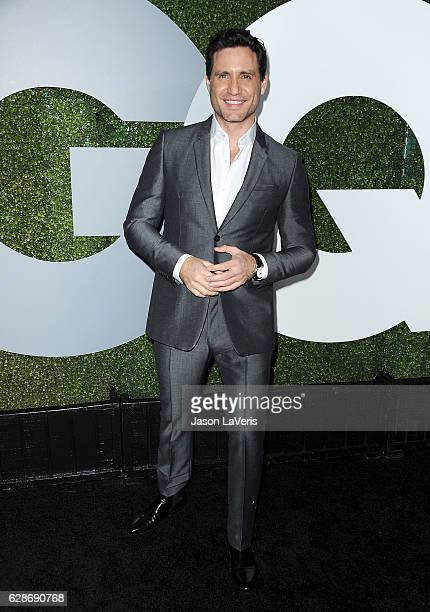 Actor Edgar Ramirez attends the GQ Men of the Year party at Chateau Marmont on December 8 2016 in Los Angeles California