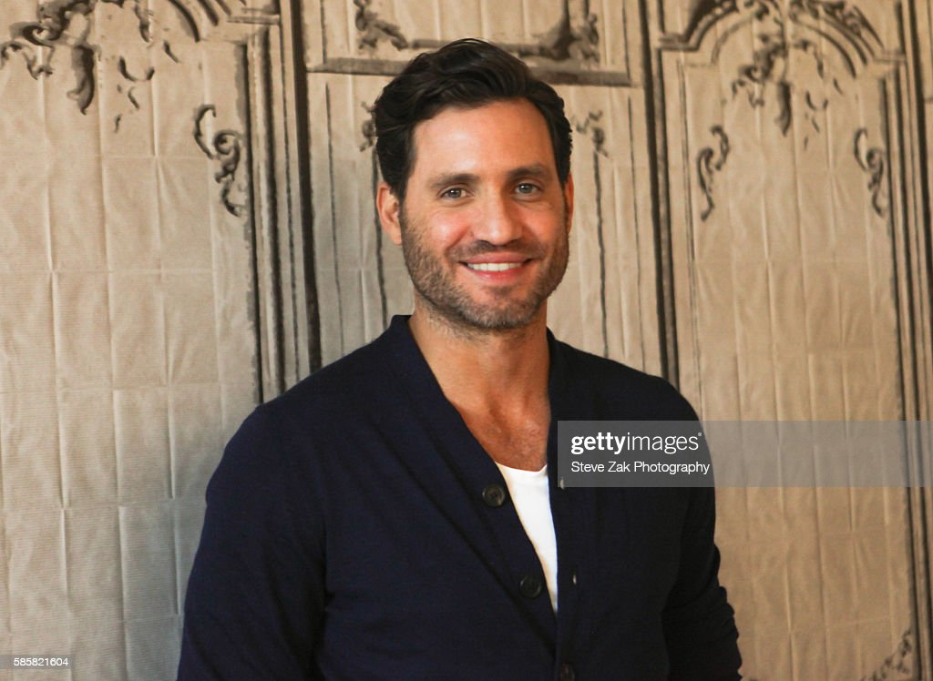 """AOL Build Presents Edgar Ramirez Discussing His New Movie """"Hands Of Stone"""" : News Photo"""
