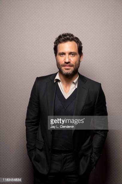 Actor Edgar Ramirez from 'Wasp Network' is photographed for Los Angeles Times on September 9, 2019 at the Toronto International Film Festival in...