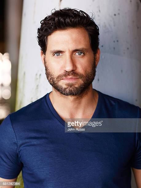 Actor Edgar Ramirez is photographed for 20th Century Fox on October 1 2015 in Los Angeles California