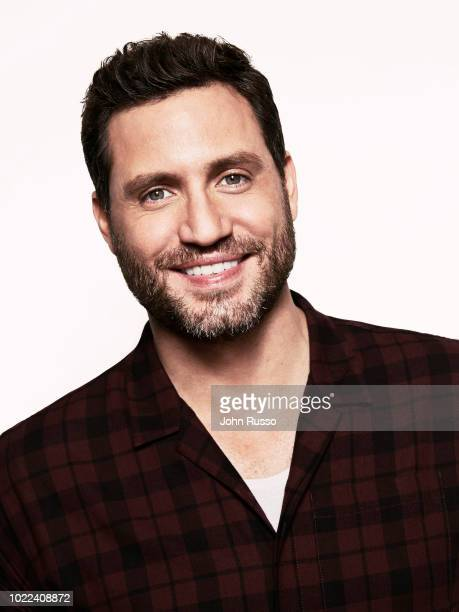 Actor Edgar Ramirez is photographed for Empire magazine on July 20 2017 in San Diego California