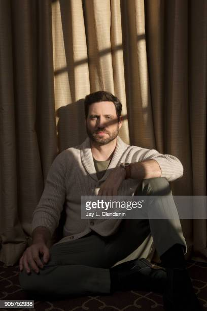 Actor Edgar Ramirez is photographed for Los Angeles Times on December 13 2017 in Los Angeles California PUBLISHED IMAGE CREDIT MUST READ Jay L...