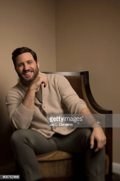 Actor Edgar Ramirez is photographed for Los Angeles Times on December 13, 2017 in Los Angeles, California. PUBLISHED IMAGE. CREDIT MUST READ: Jay L....