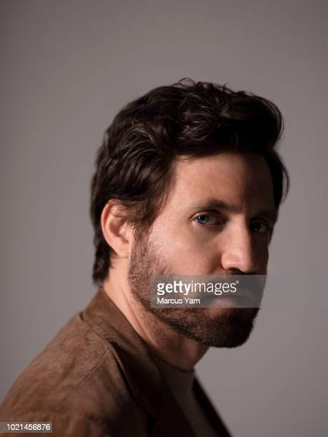 Actor Edgar Ramirez is photographed for Los Angeles Times on March 19 2018 in Los Angeles California PUBLISHED IMAGE CREDIT MUST READ Marcus Yam/Los...