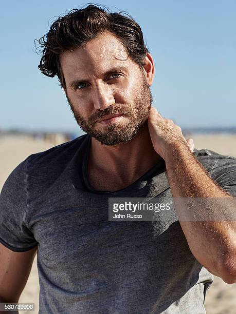 Actor Edgar Ramirez is photographed for Men's Health Latin America on October 1, 2015 in Los Angeles, California.