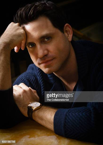 Actor Edgar Ramirez is photographed for The Hollywood Reporter on November 3, 2016 in Los Angeles, California.