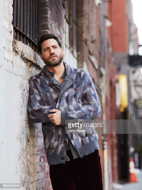 Actor Edgar Ramirez is photographer for Self Assignment on September 21 2017 in Los Angeles California