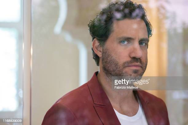 Actor Edgar Ramirez poses for a portrait on September 2, 2019 in Venice, Italy.