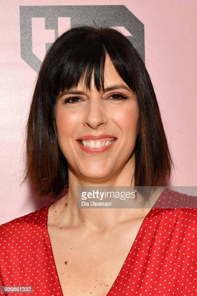 Actor Edi Patterson attends The Last OG New York Premiere at The William Vale on March 29 2018 in New York City