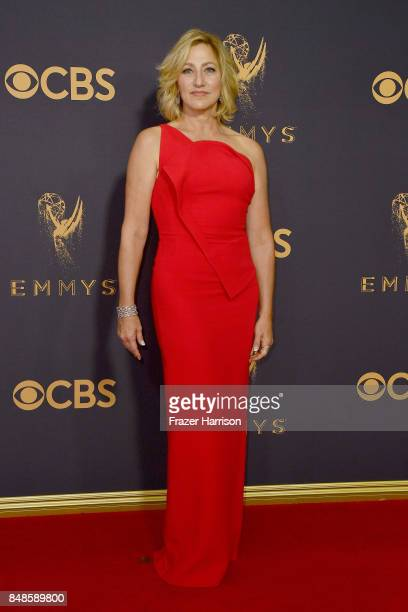 Actor Edie Falco attends the 69th Annual Primetime Emmy Awards at Microsoft Theater on September 17 2017 in Los Angeles California