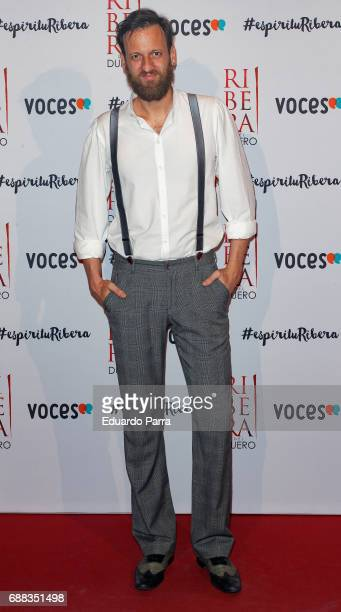 Actor Edu Soto attends the '#espiriturivera' photocall at Soho disco on May 25 2017 in Madrid Spain