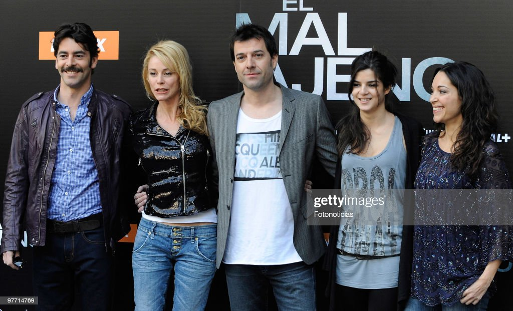 'El Mal Ajeno' Photocall in Madrid : News Photo