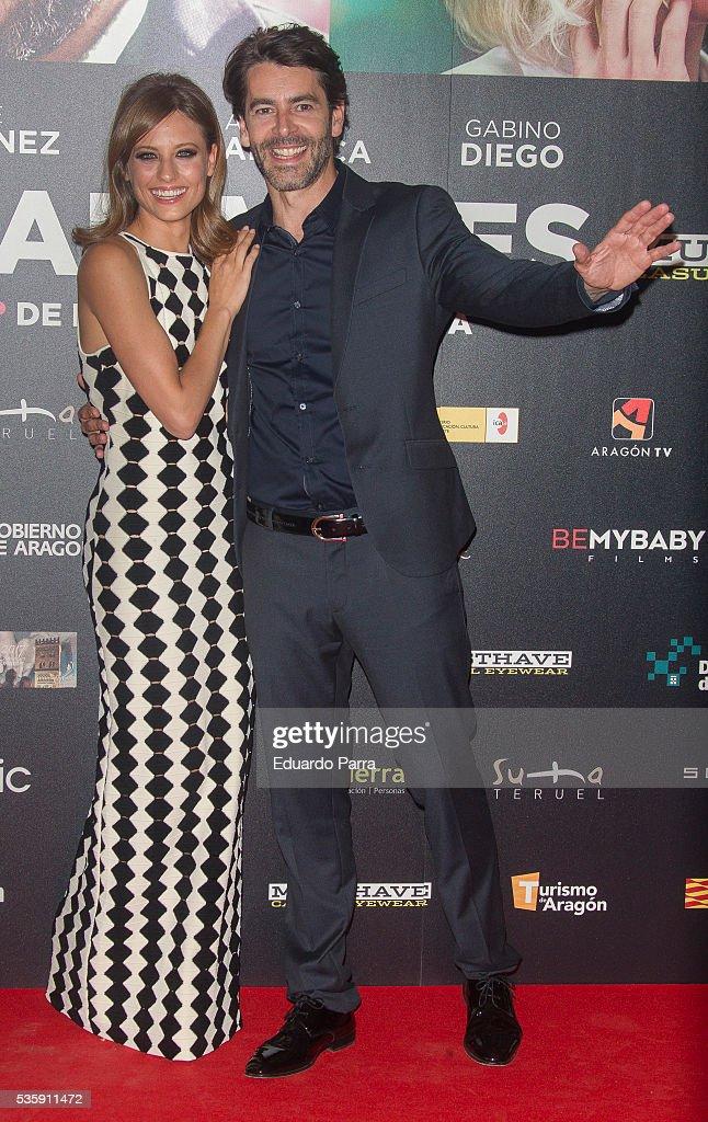 'Nuestros Amantes' Madrid Premiere : News Photo