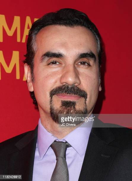 Actor Eduardo Roman attends 'HE MATADO A MI MARIDO' Los Angeles Premiere at Harmony Gold Theatre on February 26 2019 in Los Angeles California
