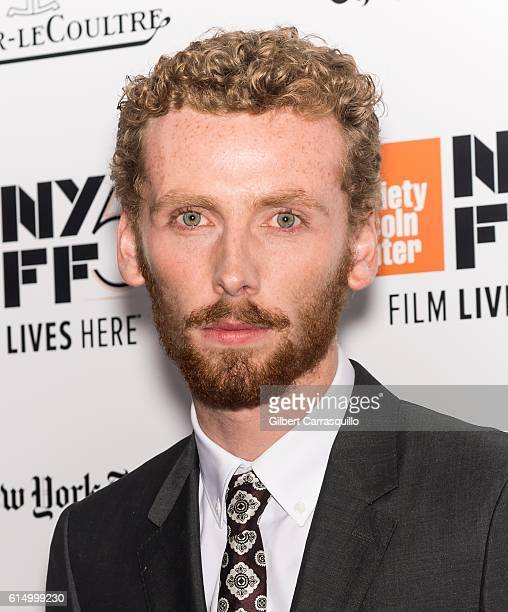 Actor Edward Ashley attends the Closing Night Screening of 'The Lost City Of Z' for the 54th New York Film Festival at Alice Tully Hall, Lincoln...