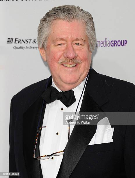 Actor Edward Herrmann attends the 39th International Emmy Awards at the Mercury Ballroom at the New York Hilton on November 21 2011 in New York City