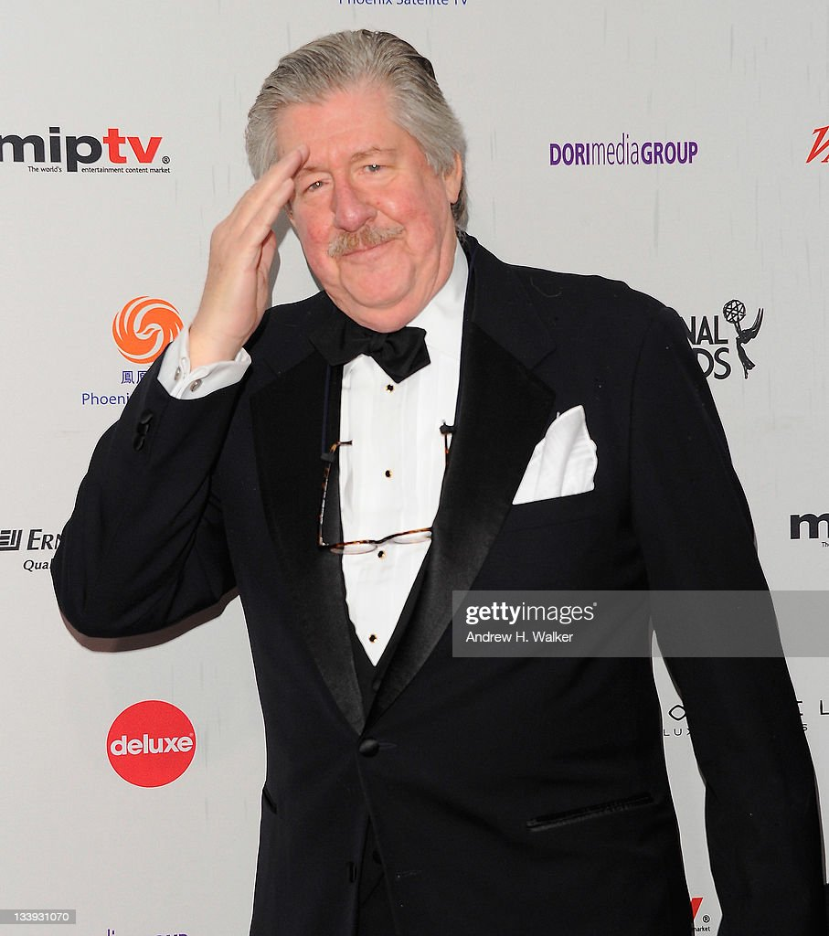 39th International Emmy Awards - Arrivals : News Photo